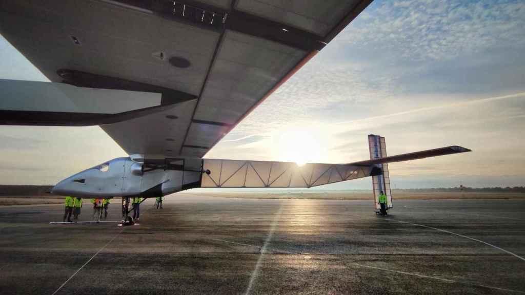 El Skydweller dio la vuelta al mundo por primera vez en 2016.