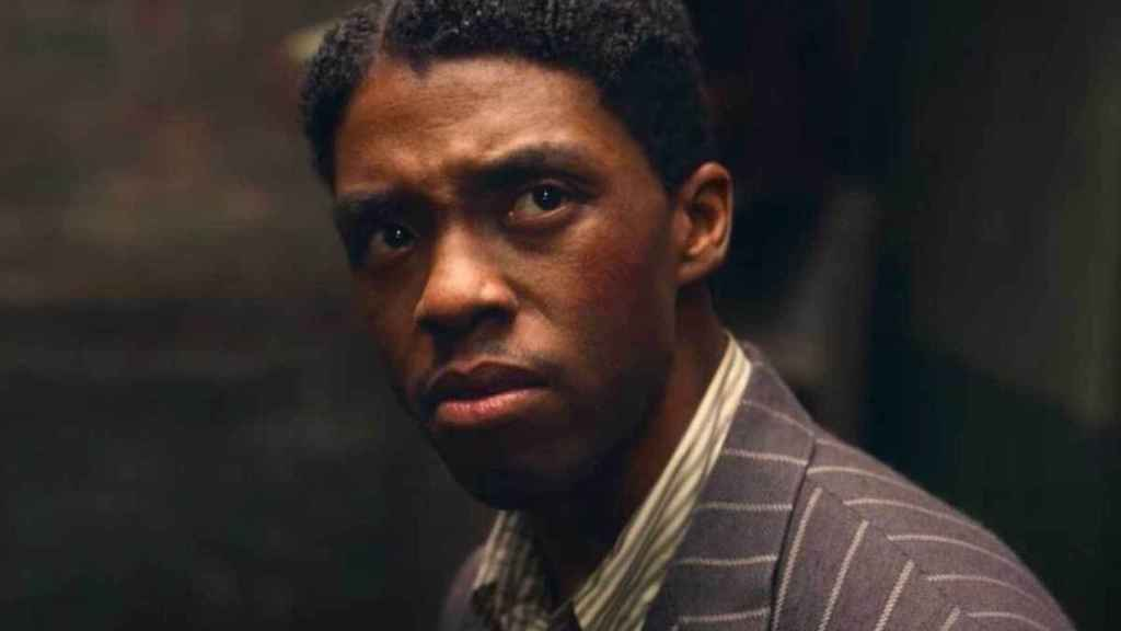 Chadwick Boseman en 'La madre del blues'.