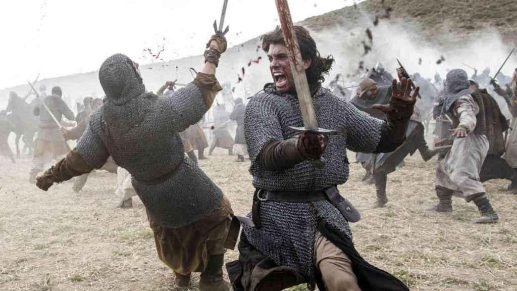 'El Cid' está lleno de escenas de acción.