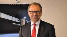 El  nuevo director de la Agencia Espacial Europea, Josef Aschbacher.