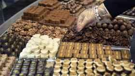 Salón del chocolate en Ginebra.