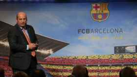 Óscar Grau, CEO del Barça