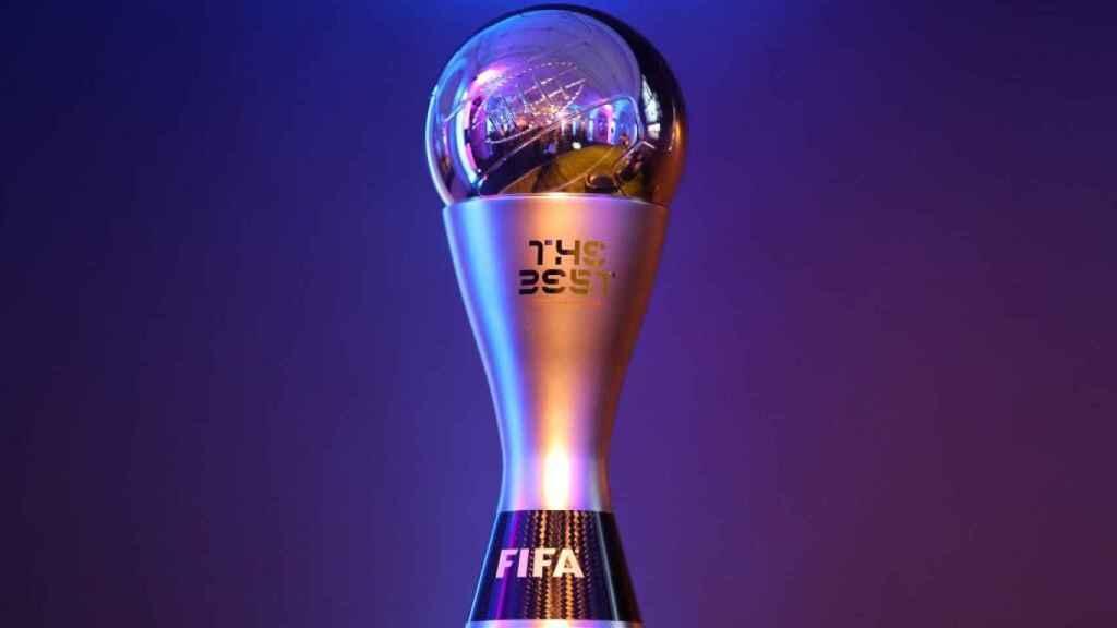 Premio The Best