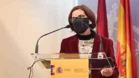 Paloma Castro, delegada territorial de la Aemet (Foto: Ó. HUERTAS)