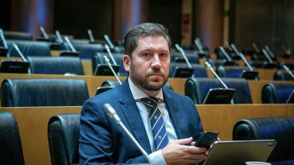 Carlos Fernández-Roca, en una imagen de archivo.