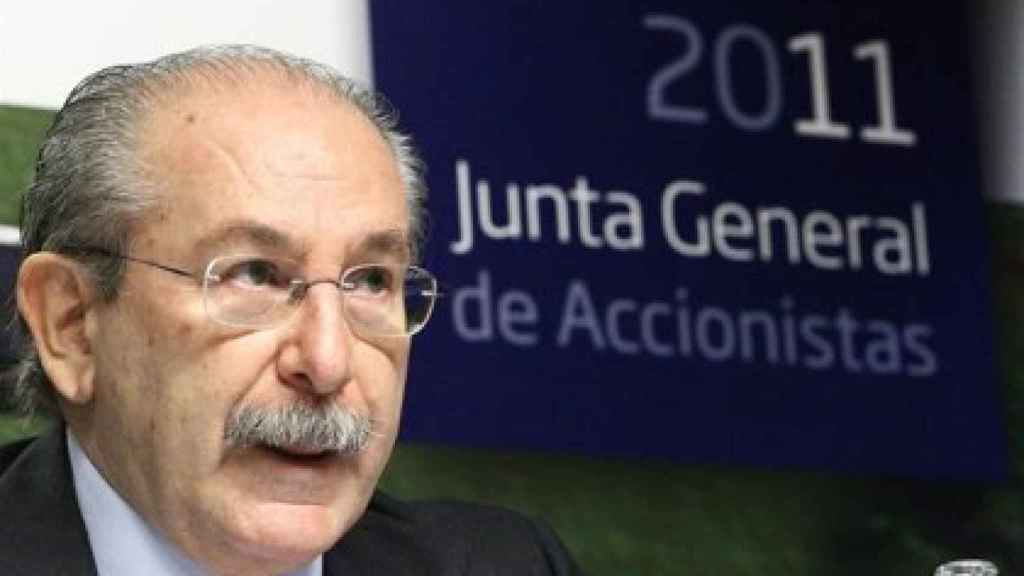 Luis del Rivero, en una imagen de archivo./