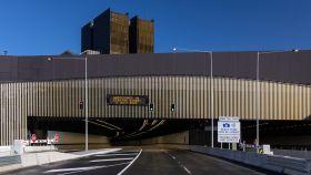 Entrada a los túneles de WestConnex, en Sydney.