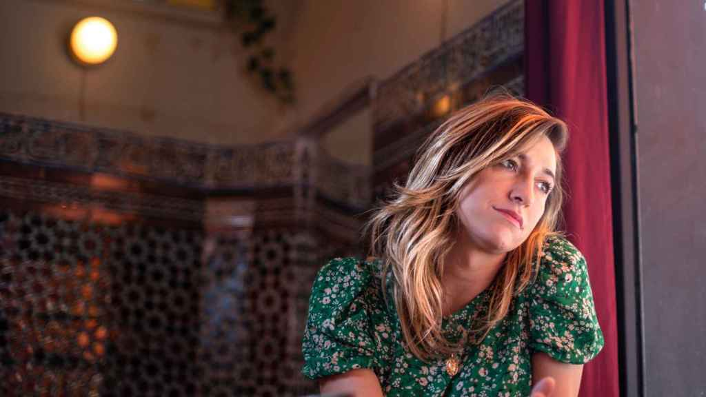 Abril Zamora es la guionista, directora y protagonista de 'Todo lo otro'.