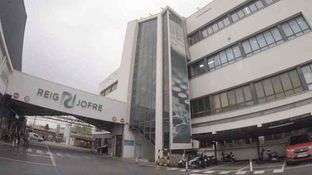 La planta de Reig Jofre donde se fabricará la vacuna contra la Covid-19.