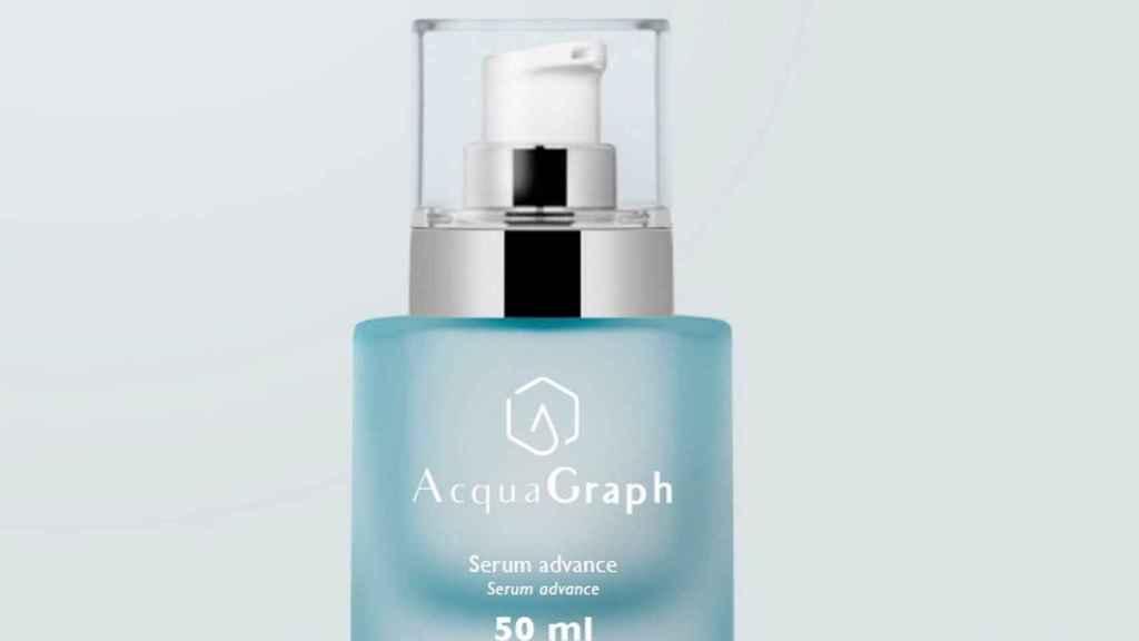 El grafeno es el material más innovador de la belleza dermocosmética.