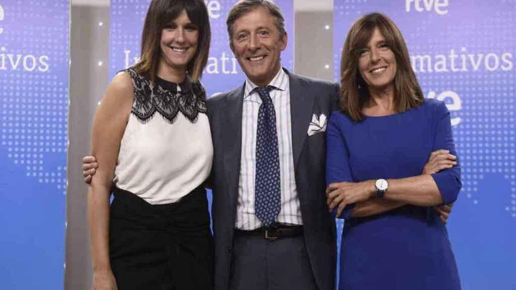 Mónica López fue investigada por TVE por deslealtad.