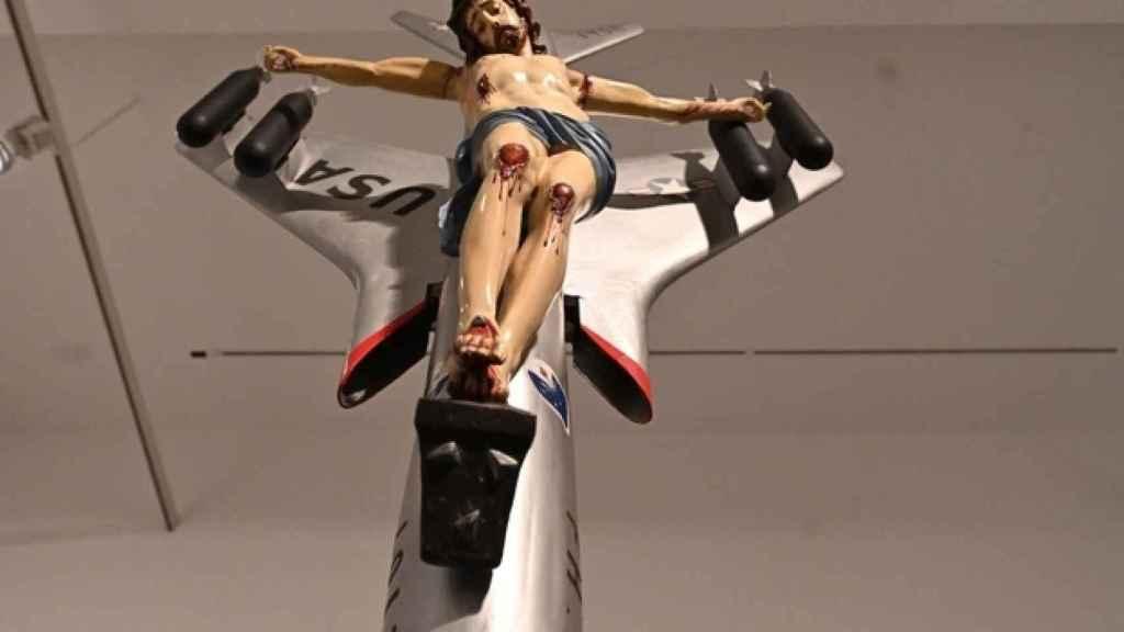 El Cristo de Ferrari.