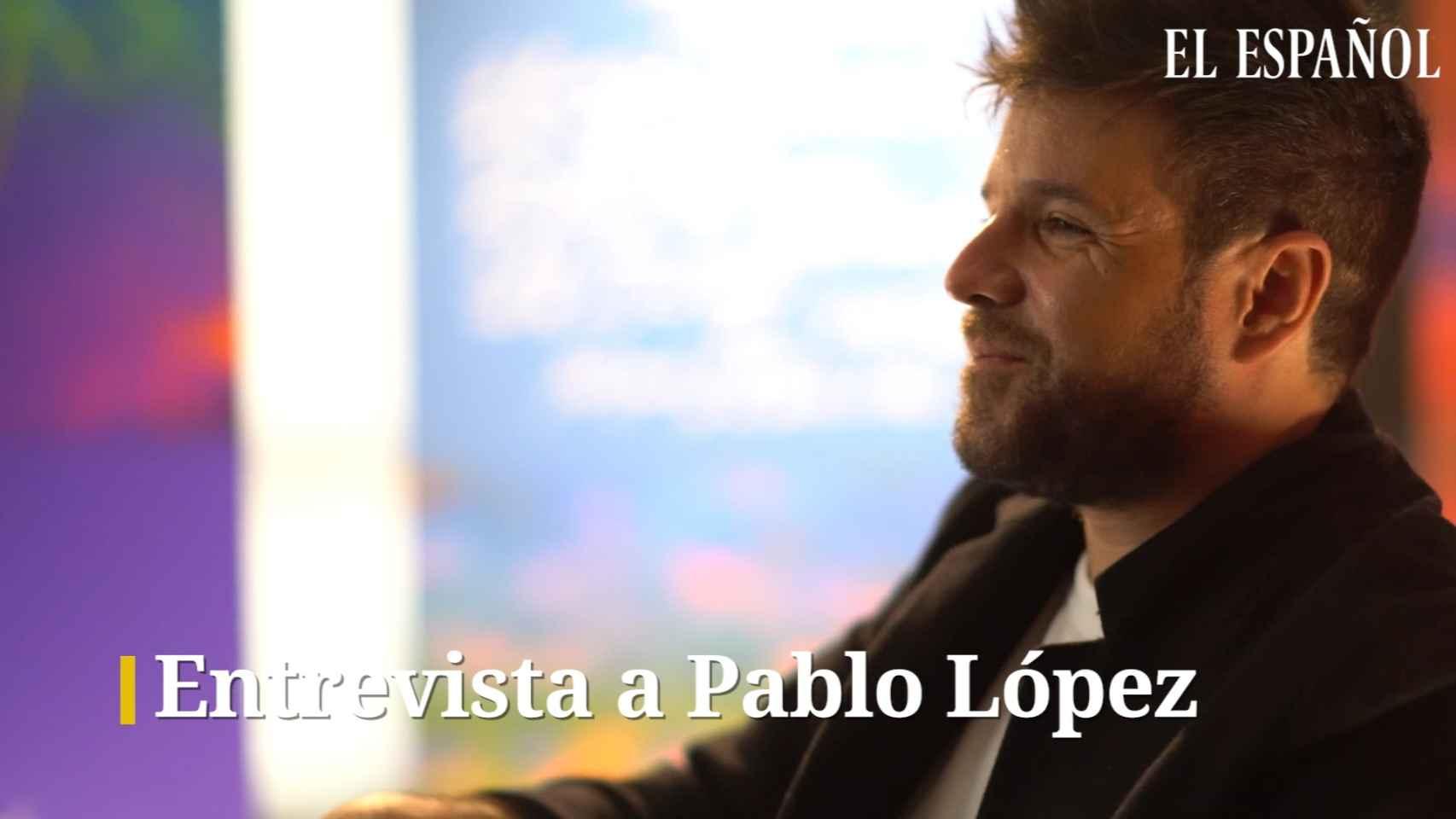 Entrevista a Pablo López