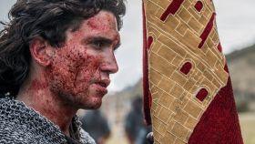 Jaime Lorente encarna a Rodrigo Díaz de Vivar en 'El Cid'.