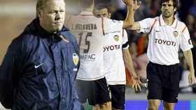 Koeman y su paso por el Valencia