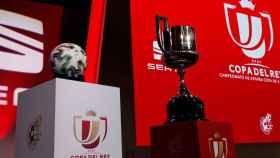 Sorteo en directo de la segunda ronda de la Copa del Rey