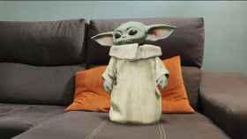 Baby Yoda llega a tu casa en 3D con la realidad aumentada de Google