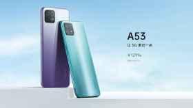 Nuevo OPPO A53 5G: la gama media con 5G más económica