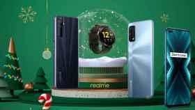 Aprovecha las ofertas de Navidad de realme en smartphones y accesorios