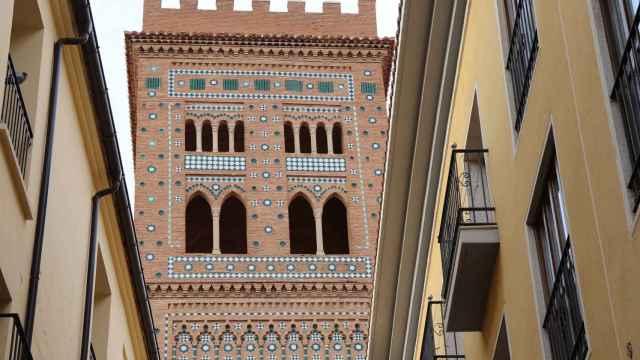 Uno de los edificios más emblemáticos de la ciudad de Teruel.
