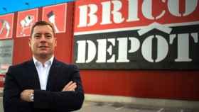 CEO de Brico Depôt Iberia, Mike Foulds.