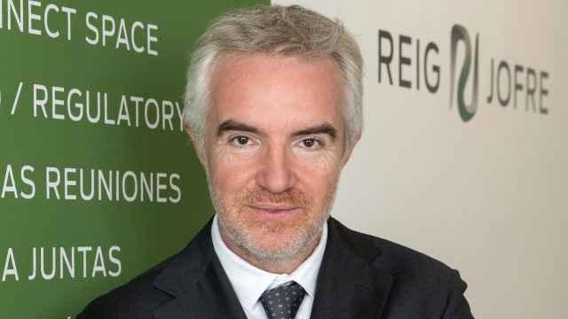 Ignasi Biosca, CEO de Reig Jofre.