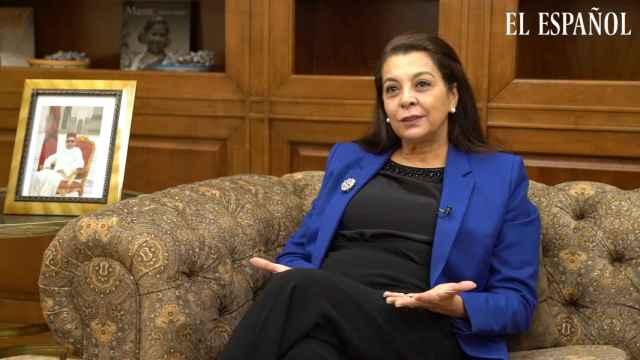 Entrevista a la embajadora de Marruecos