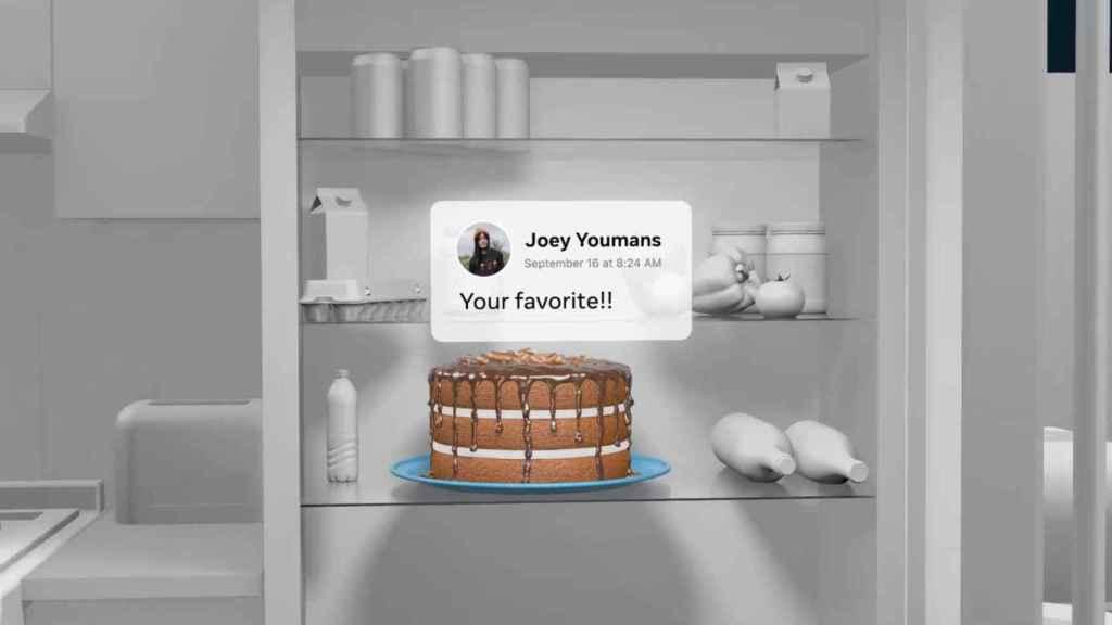 Facebook imagina una realidad aumentada que nos permita socializar sin estar en persona