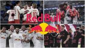 El imperio Red Bull en el fútbol