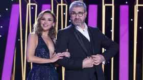 Chenoa y Florentino Fernández en 'Feliz 2021'