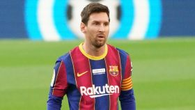Messi en el Barça - Valencia