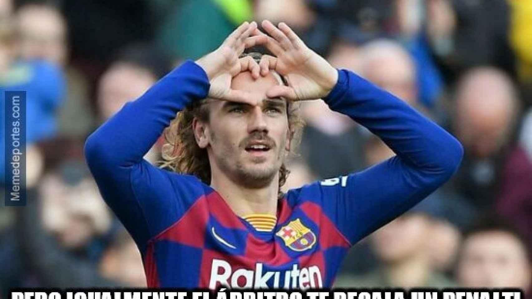 Los mejores memes del empate del Barça ante el Valencia