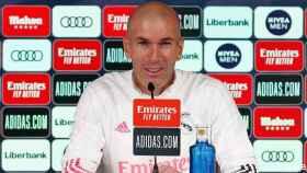 En directo | Rueda de prensa de Zidane previa al Eibar - Real Madrid de La Liga