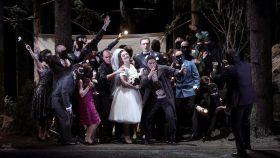 La ópera 'Don Giovanni' en el Teatro Real de Madrid.