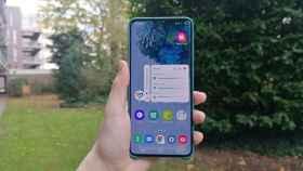Cómo personalizar el panel de volumen tu móvil Samsung