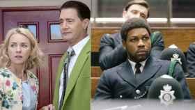 'Twin Peaks' y 'Small Axe' han sido celebradas como lo mejor del cine siendo televisión.