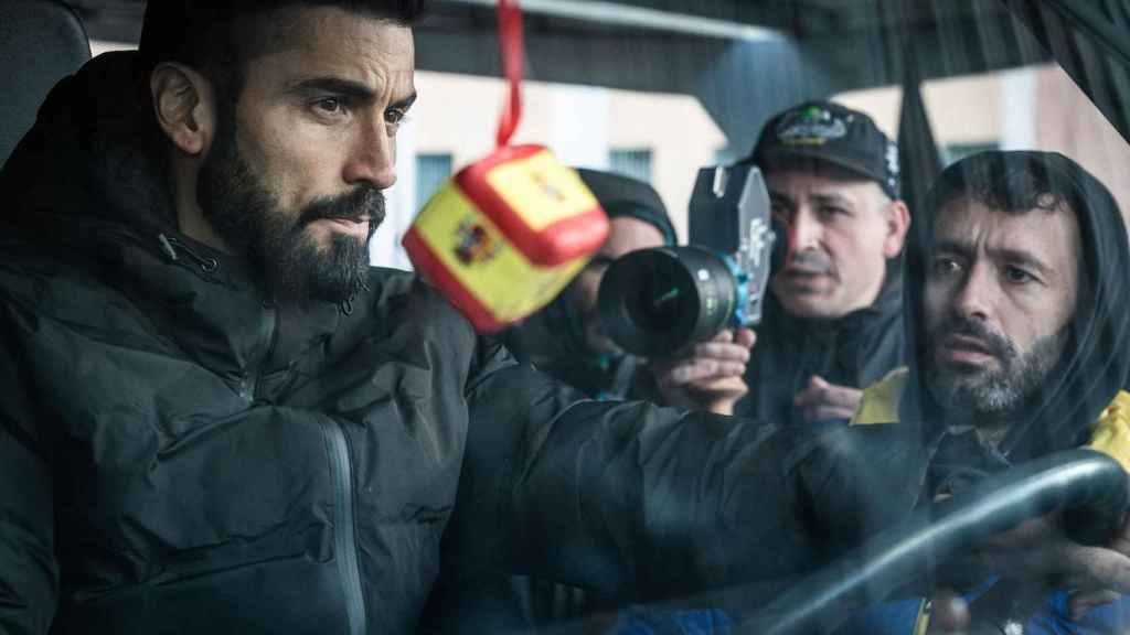Rodrigo Sorogoyen es uno de los últimos grandes nombres del cine en pasarse a la TV.