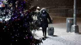 Nieve en diciembre. EFE