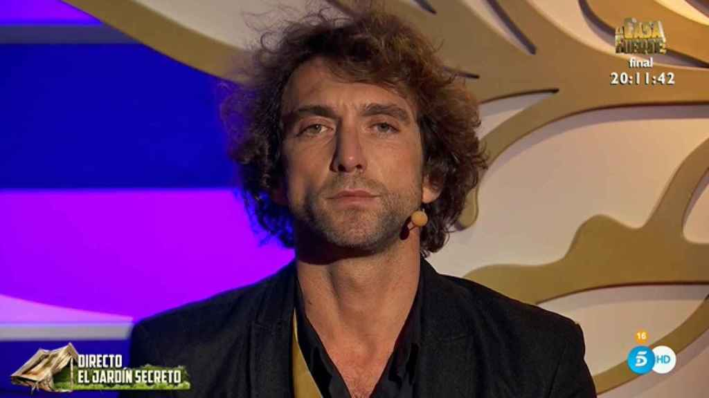 Antonio Pavón ha sido infiel a su novia en 'La casa fuerte'.