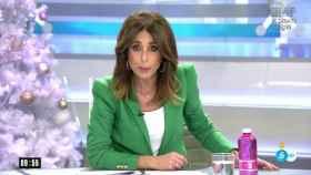 Ana Terradillos en Telecinco.