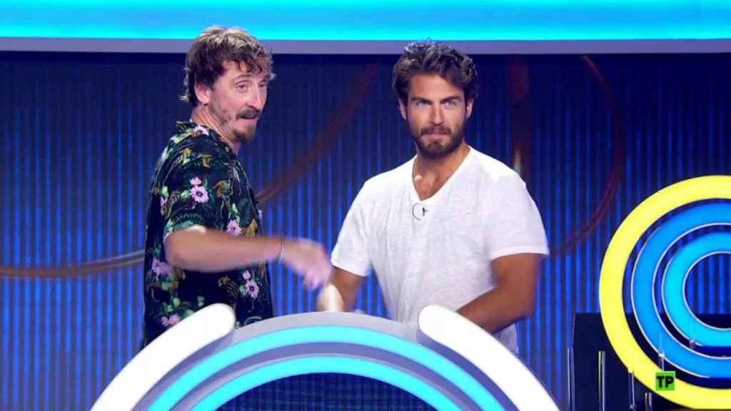 Los actores Iván Massagué y Maxi Iglesias estarán en 'El juego de los anillos'.