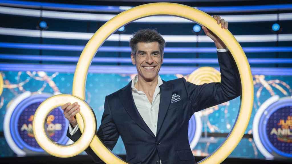 Jorge Fernández en 'El juego de los anillos'.