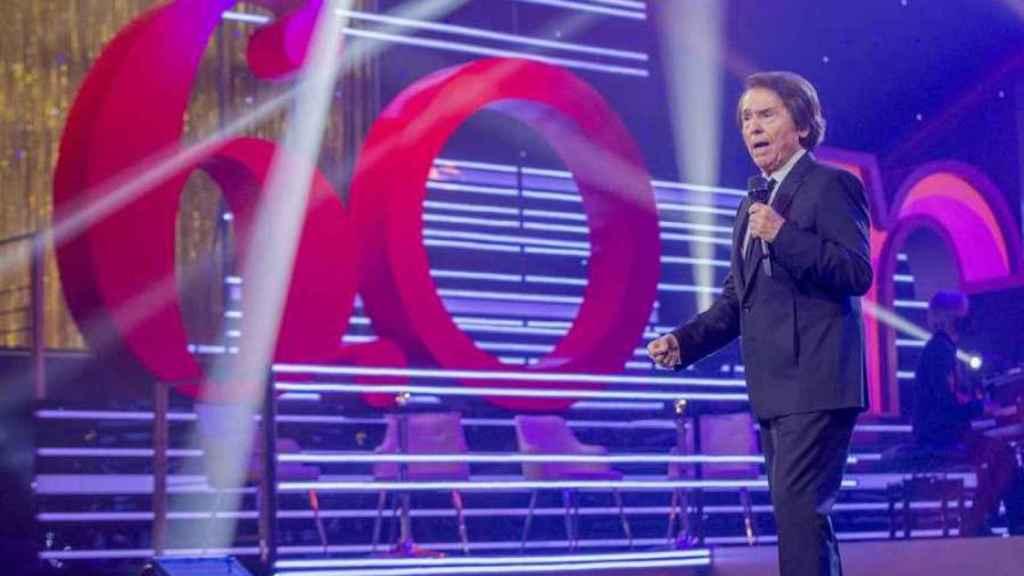 Raphael celebrará sus 60 años de carrera con un concierto en TVE.