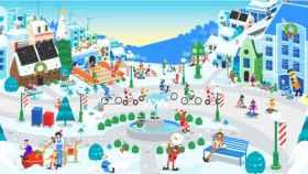 Sigue a Papá Noel con la clásica web de Google: Santa Tracker