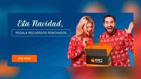 Esta Navidad regala tecnología con lo mejor de PcComponentes