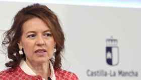 Aurelia Sánchez, consejera de Bienestar social de CLM