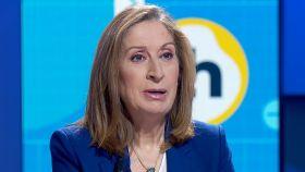 Ana Pastor, vicesecretaria de Política Social del PP, entrevistada en TVE.