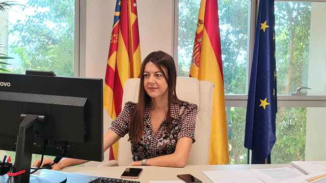 La consellera Carolina Pascual.