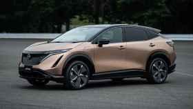 Este nuevo SUV eléctrico se sumará al Nissan Ariya.