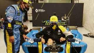 Ocon asegura la presencia de Fernando Alonso en Bahrein